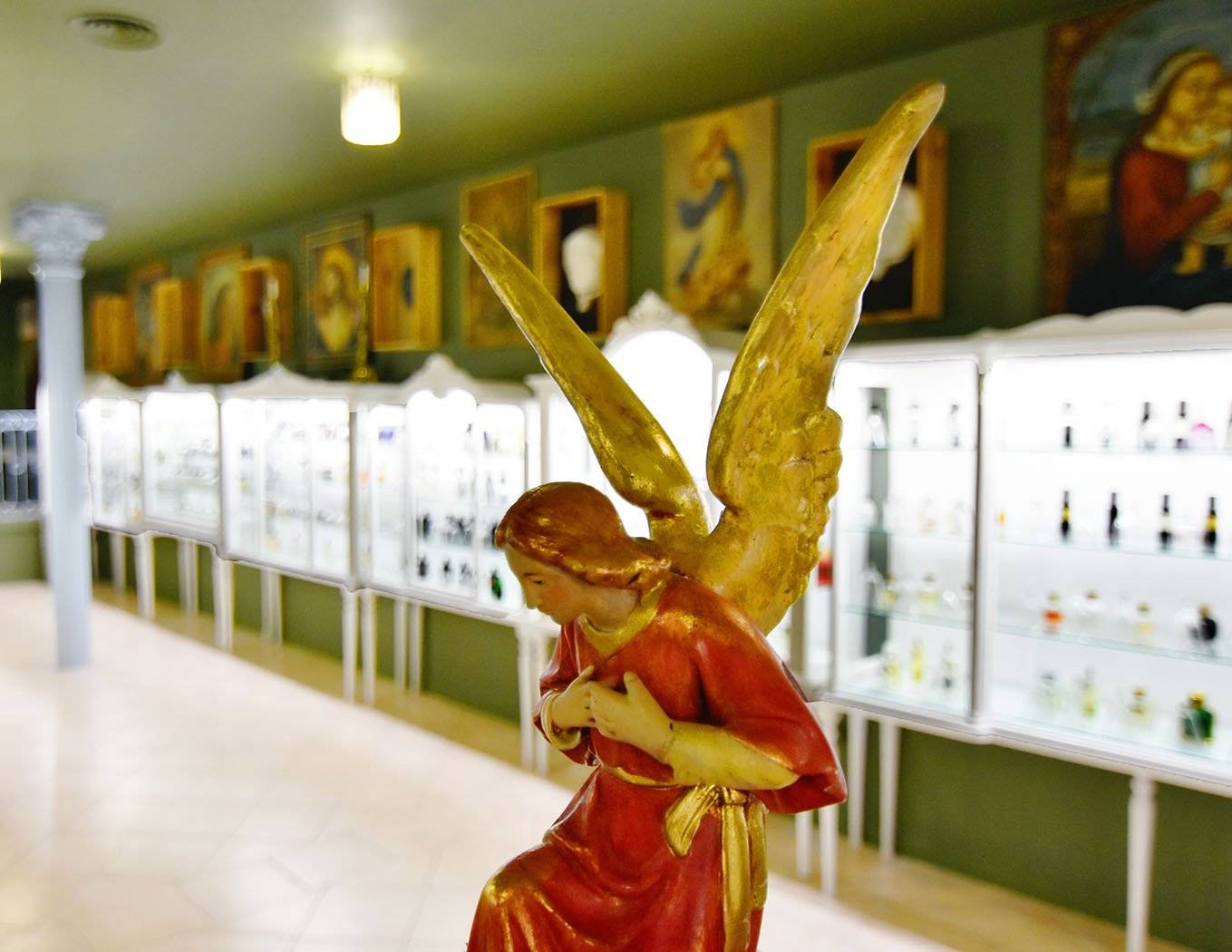 Trends La Basílica Galería
