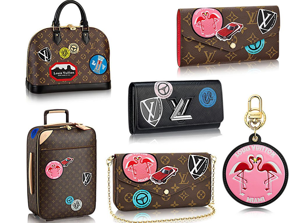 Monogram World Tour, el equipaje renovado de Louis Vuitton