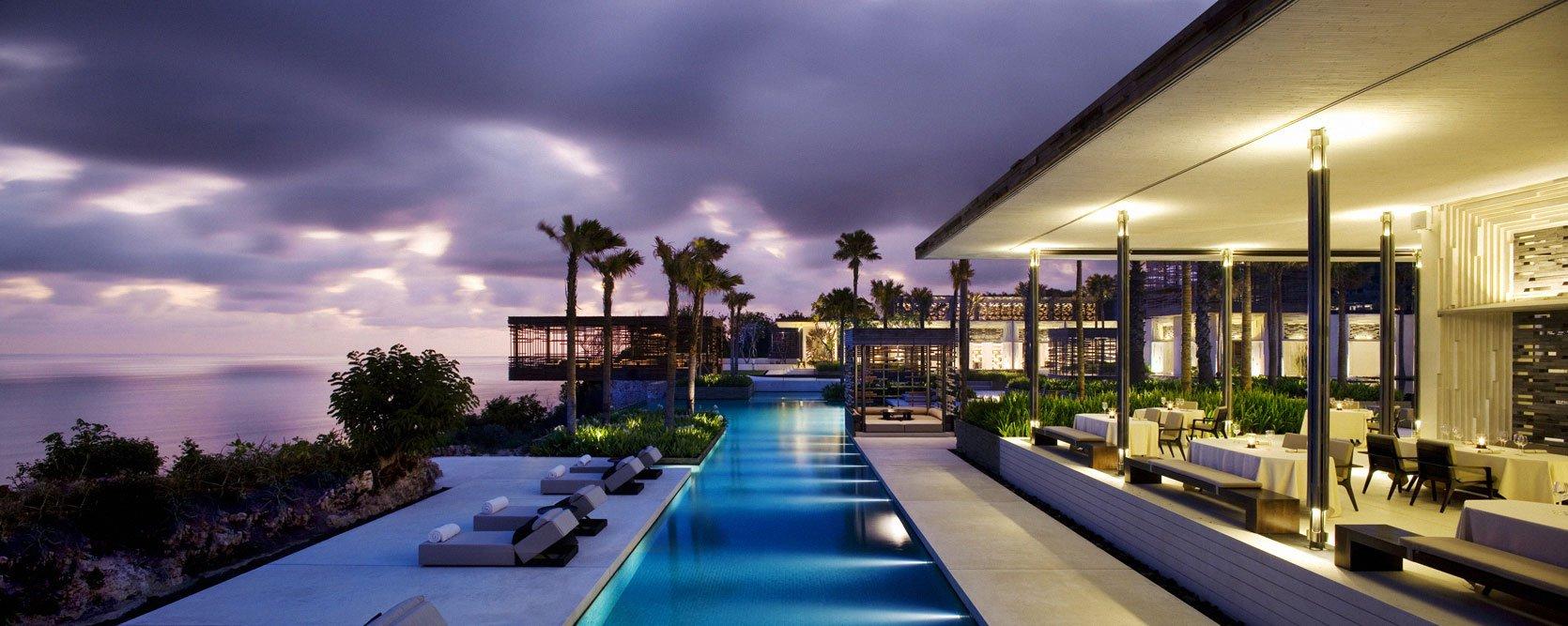 Alila Villas Resort Uluwatu, un paraíso ecológico en Bali