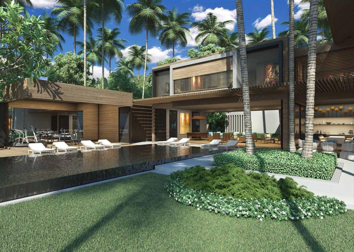 Blackadore caye el resort ecol gico de leonardo dicaprio the luxury trends - Leonardo di caprio casa in italia ...