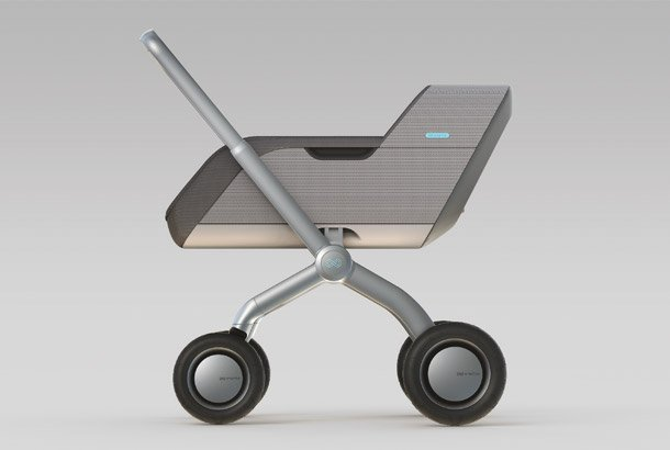 Smartbe, el cochecito inteligente para bebés