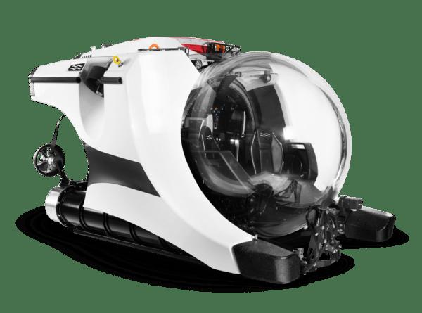 U-Boat Worx: submarinos para explorar el fondo marino