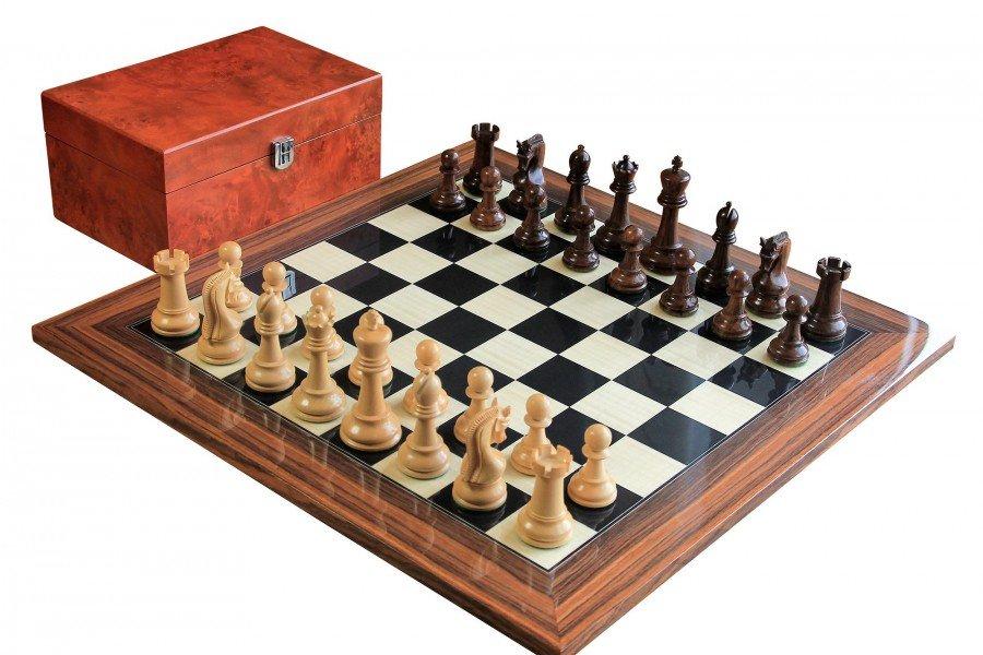 Andalusian, un exclusivo juego de ajedrez inspirado en el sur de España