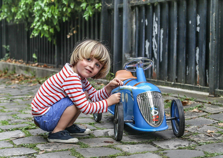 Rider Peugeot 402 Darl'Mat, un juguete para futuros pilotos