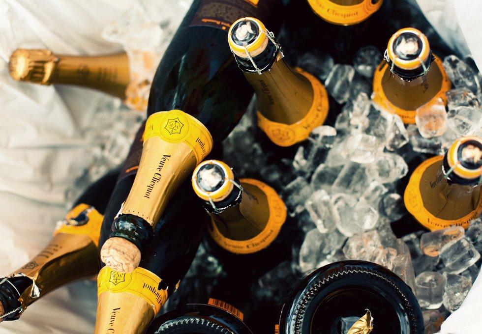 Veuve Clicquot, el champán con nombre de mujer