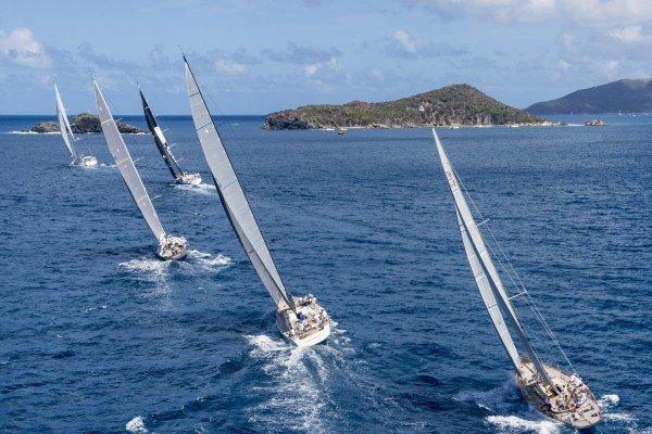 Loro Piana Caribbean Superyachts Regatta & Rendezvous 2017