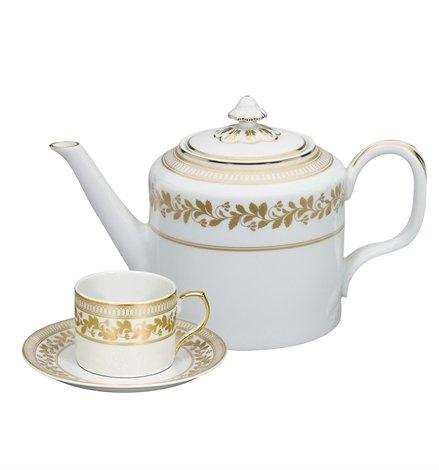 Anna de Vista Alegre, un juego de té con clase