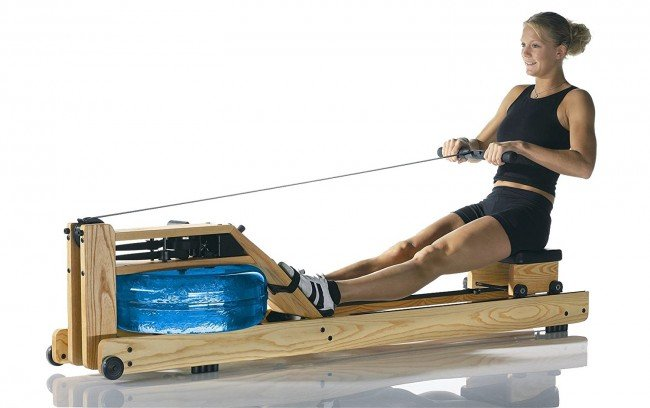 Waterrower_maquina_remos_hidraulica_TheLuxuryTrends