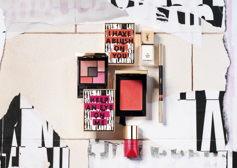 """""""The Street and I"""", la colección de maquillaje de YSL para esta primavera"""