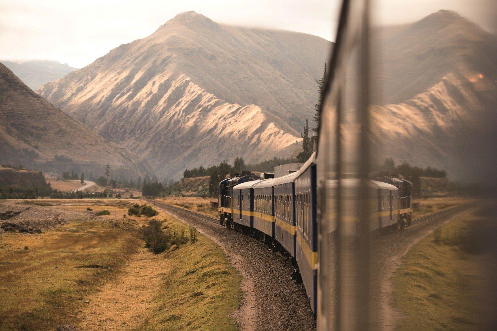 Belmond Andean Explorer, un tren de lujo para conocer Perú desde otra perspectiva