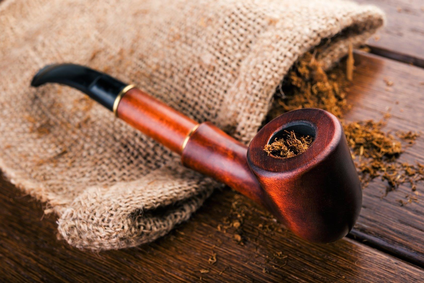 El arte de fumar en pipa