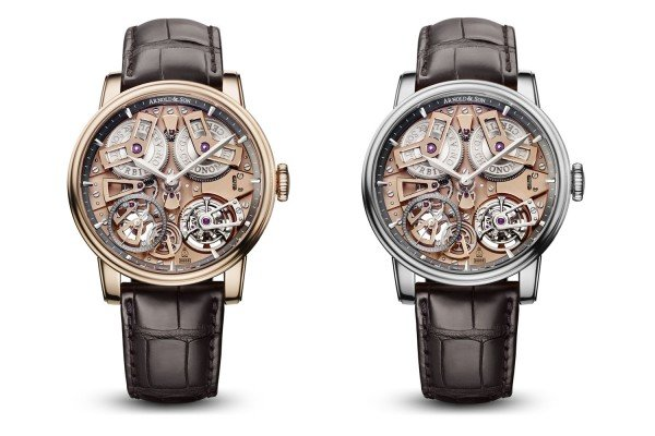 The Kuxury Trends-Arnold-Son-Tourbillon-Chronometer-no.36-BaseWorld