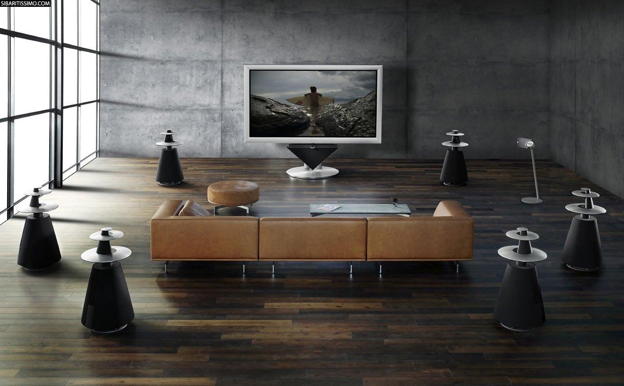 Bang & Olufsen, diseñando el sonido perfecto