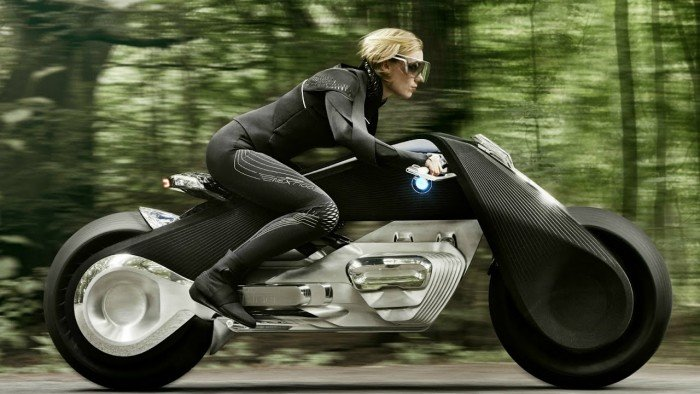 BMW-prototipo-vision-next-100-The LuxuryTrends
