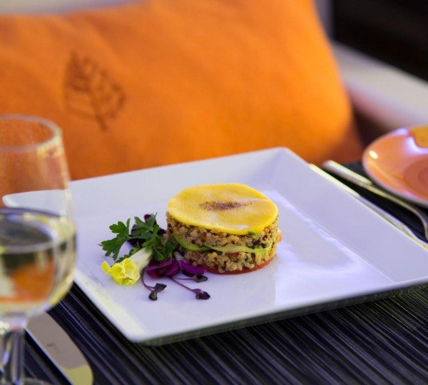 Four-Seasons-jet-Experience-comida-TheLuxuryTrends