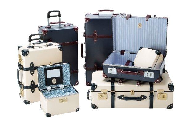Globe-Trotter, las maletas de estilo inglés perfectas para las vacaciones