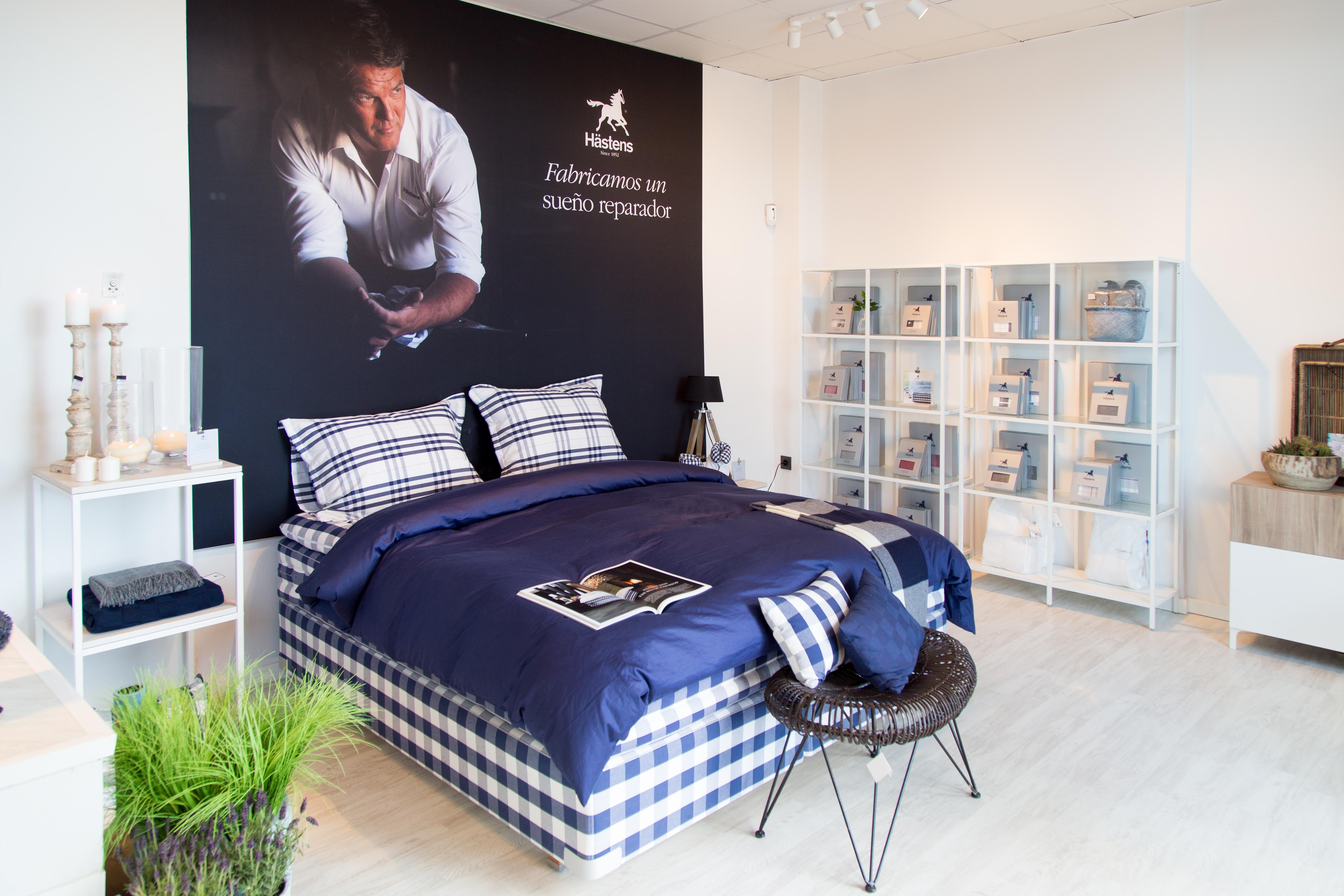 Hästens inaugura su tercer espacio en Málaga