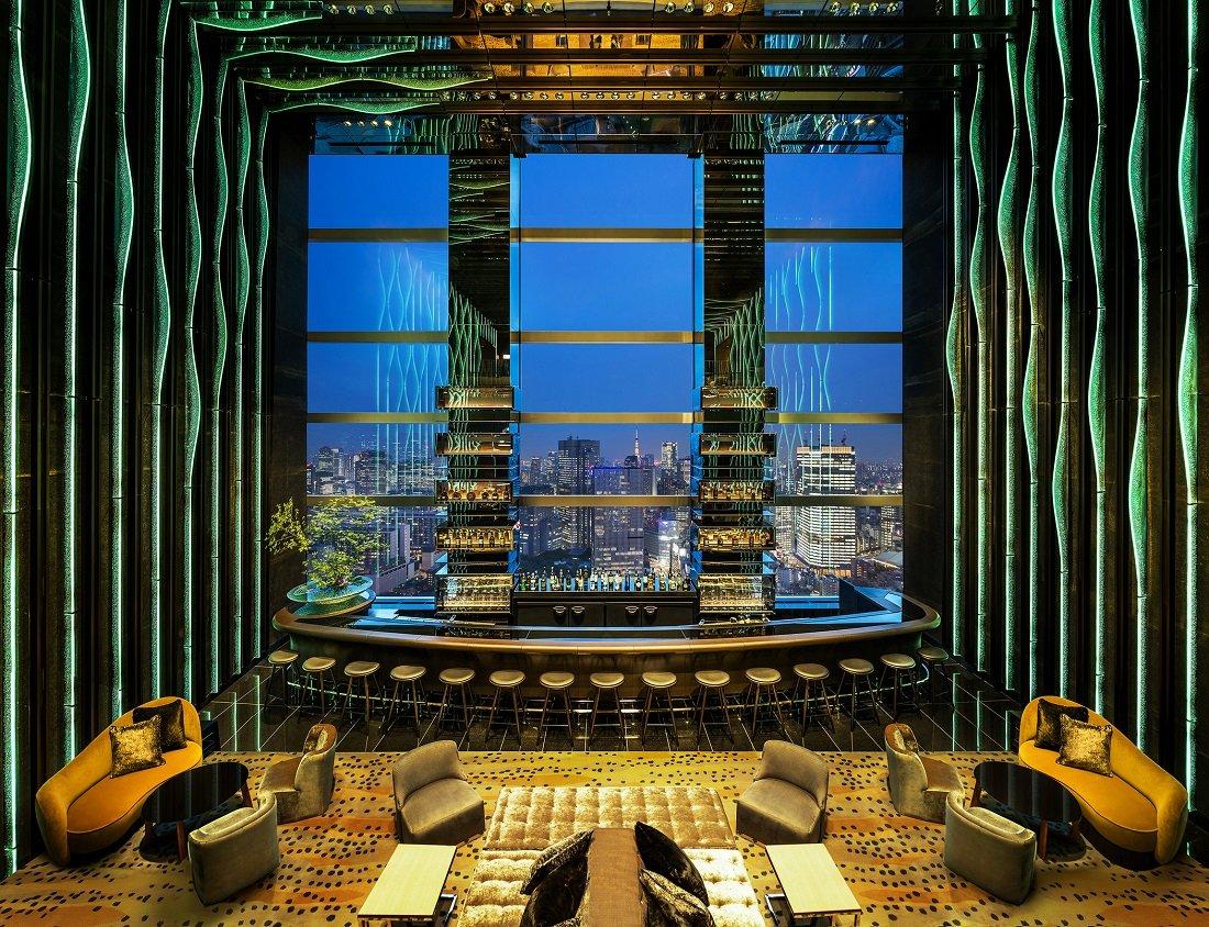 The Prince Gallery, el hotel que ofrece las mejores vistas de Tokio