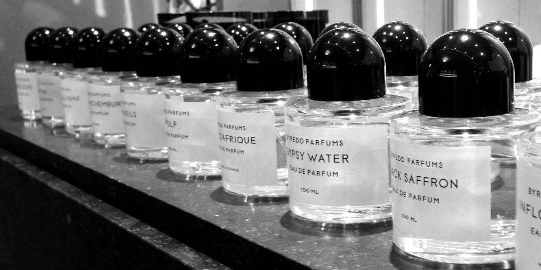 Byredo, el perfume del viajero