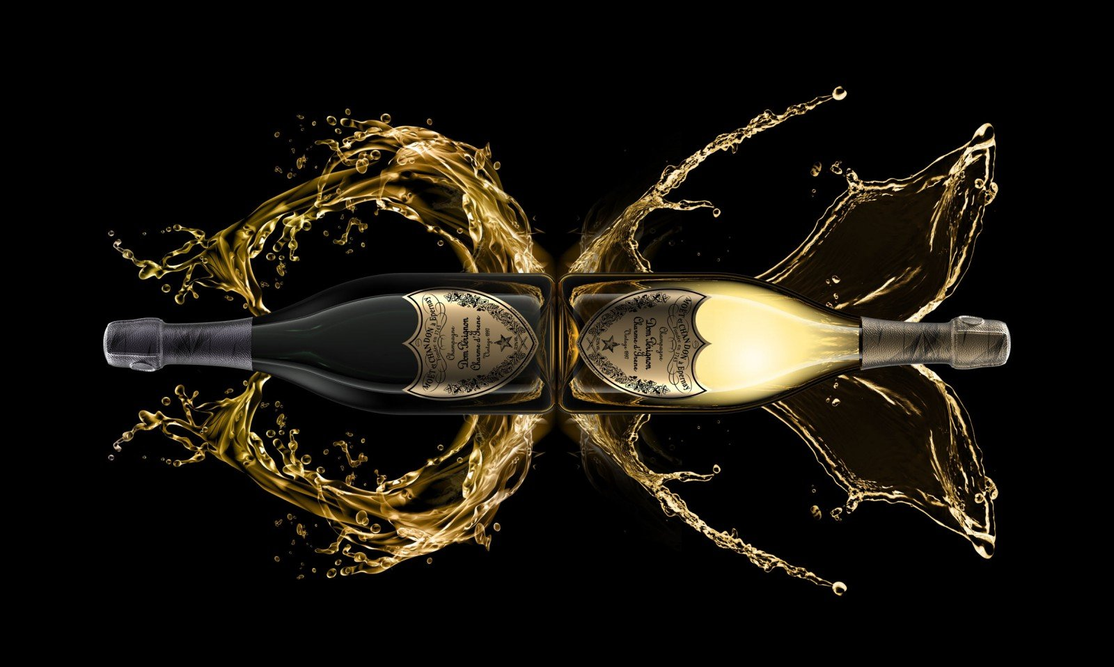 Dom Pérignon, la bendición de los benedictinos