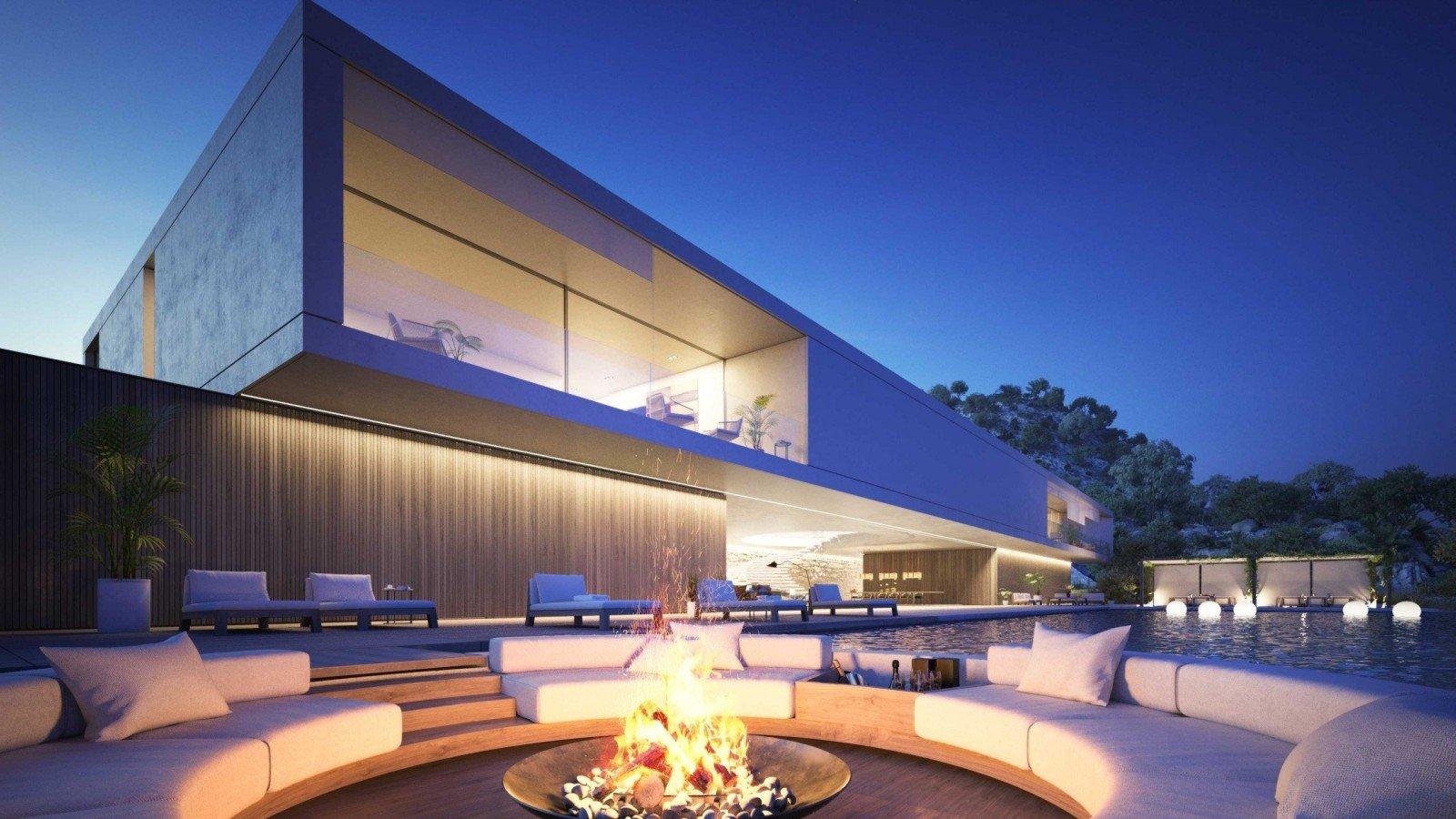 Superhouse casas de lujo de edici n limitada the luxury - Casas modulares de lujo ...