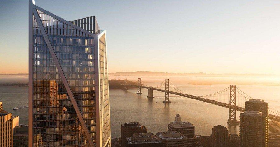 181 Fremont, un ático de lujo con las mejores vistas de San Francisco