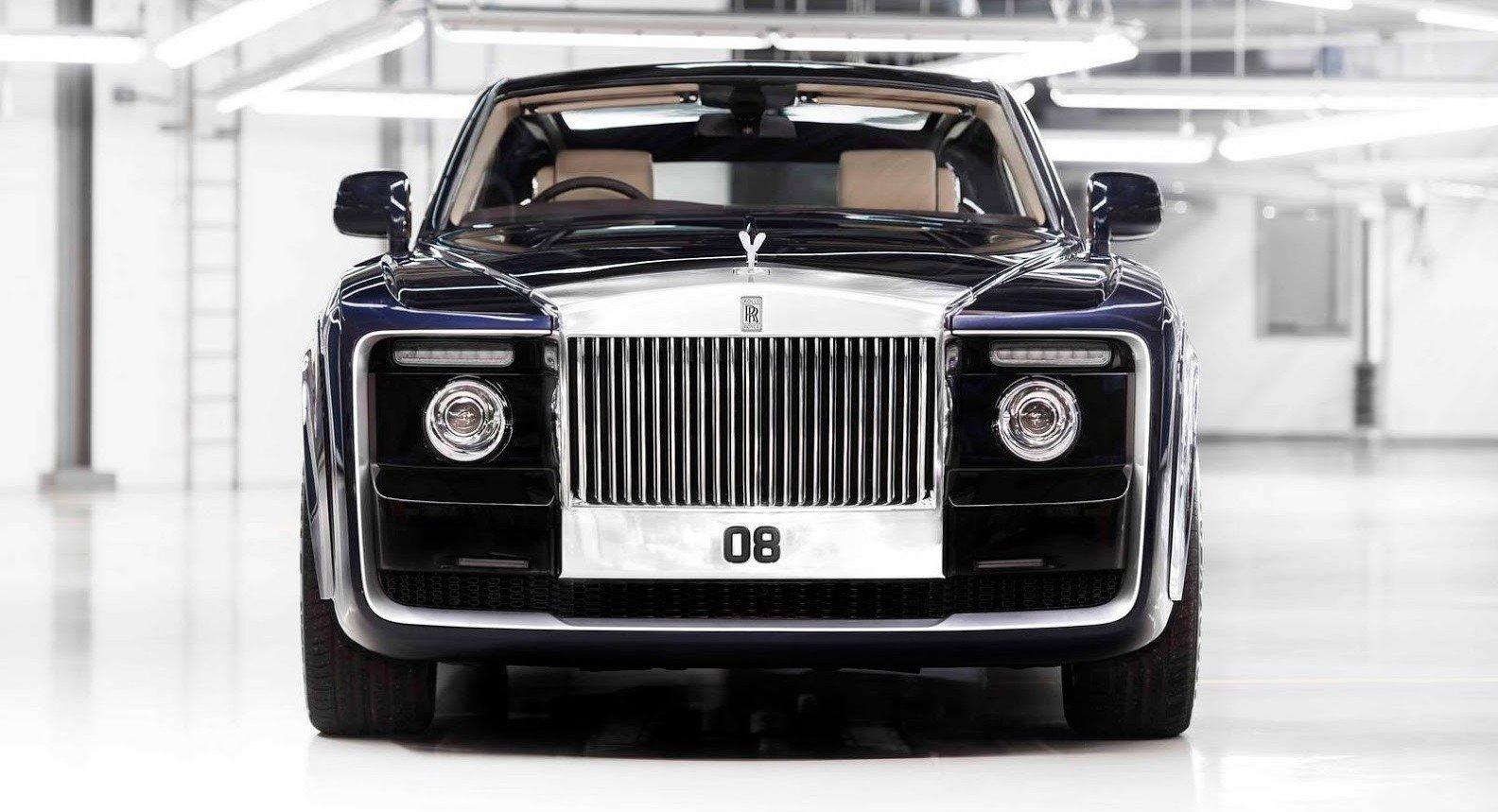 Rolls Royce Sweptail, un sueño hecho realidad