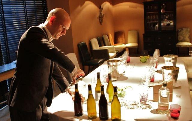 Santceloni-restaurante-sumiller-TheLuxuryTrends