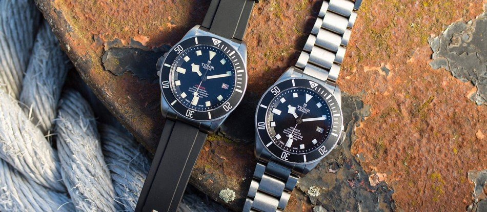 Tudor Pelagos LHD, el reloj perfecto para zurdos