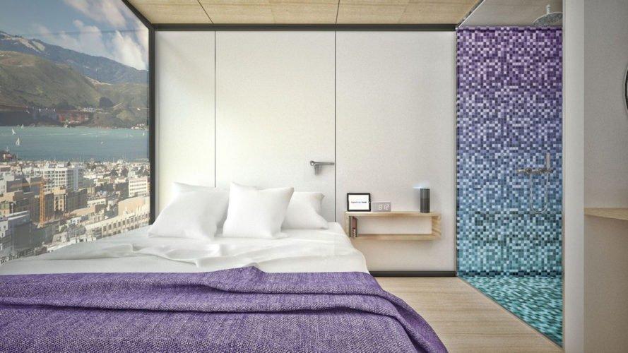 Hyperloop-hotel-habitación-TheLuxuryTrends
