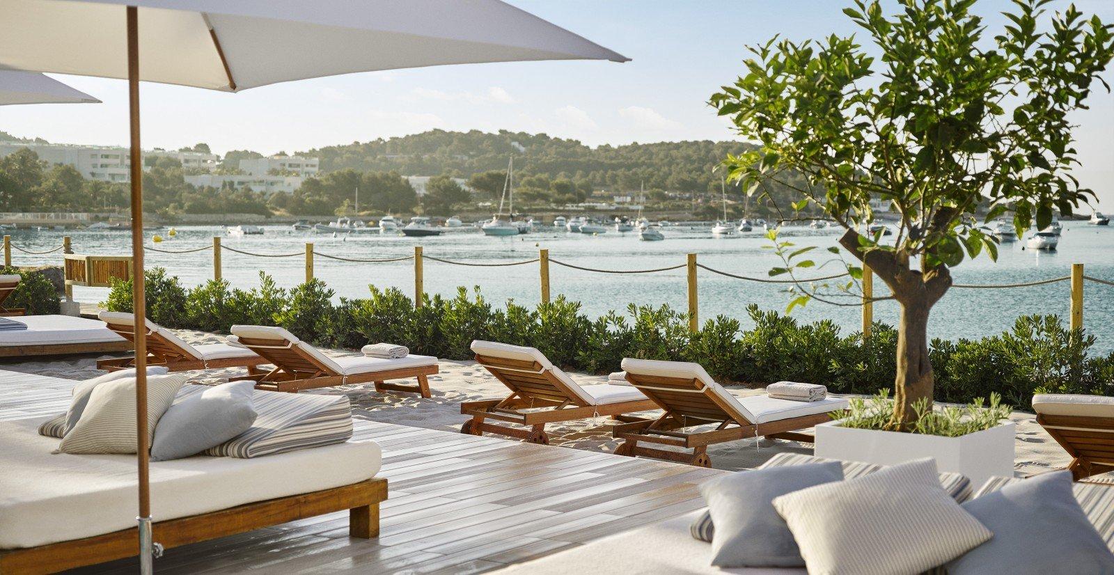 Nobu Ibiza Bay, la esencia de la isla hecha hotel