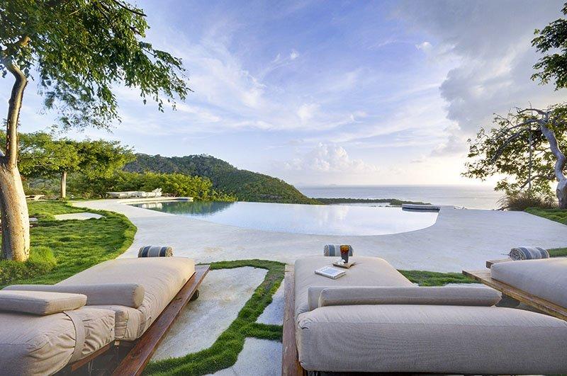 Hotel Opium Mustique, el lugar perfecto para perderse en el Caribe