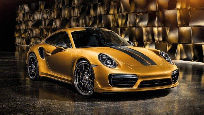 Porsche  911 Turbo S Exclusive Series, el coupé más exclusivo de la firma