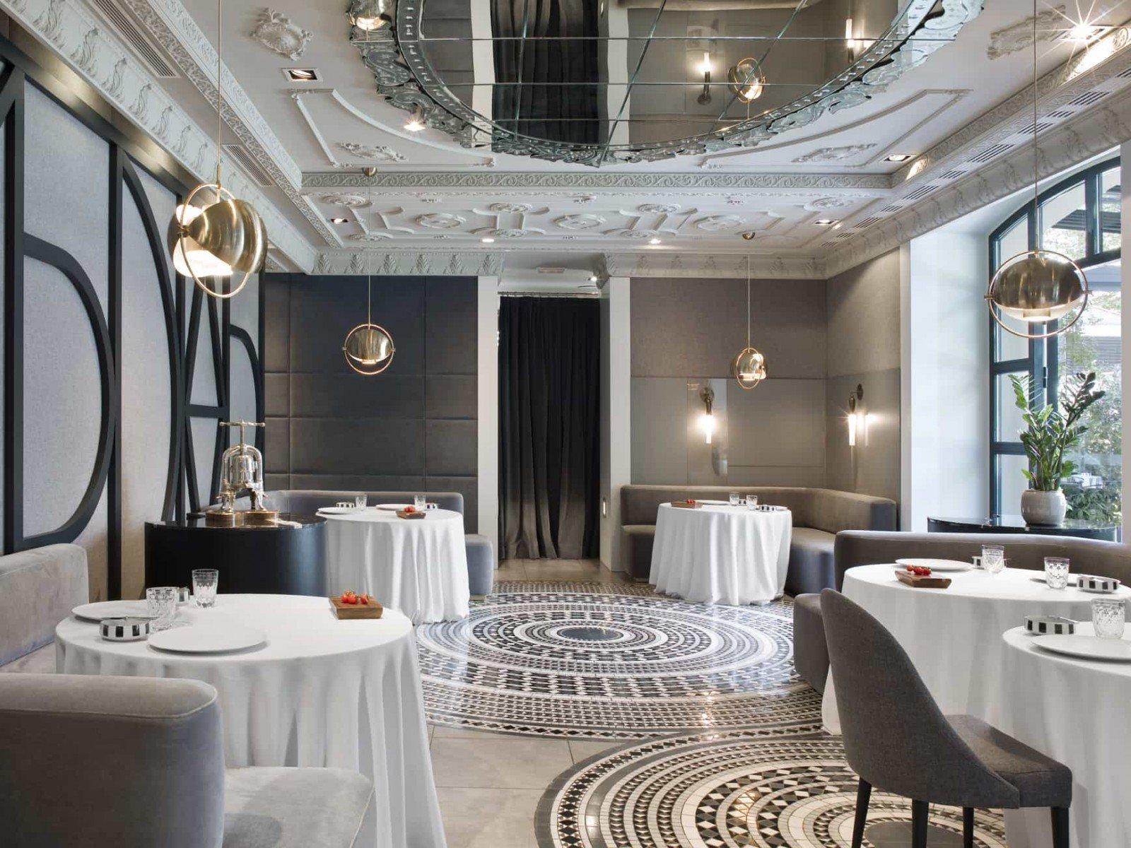El restaurante Ramón Freixa Madrid  renueva su imagen