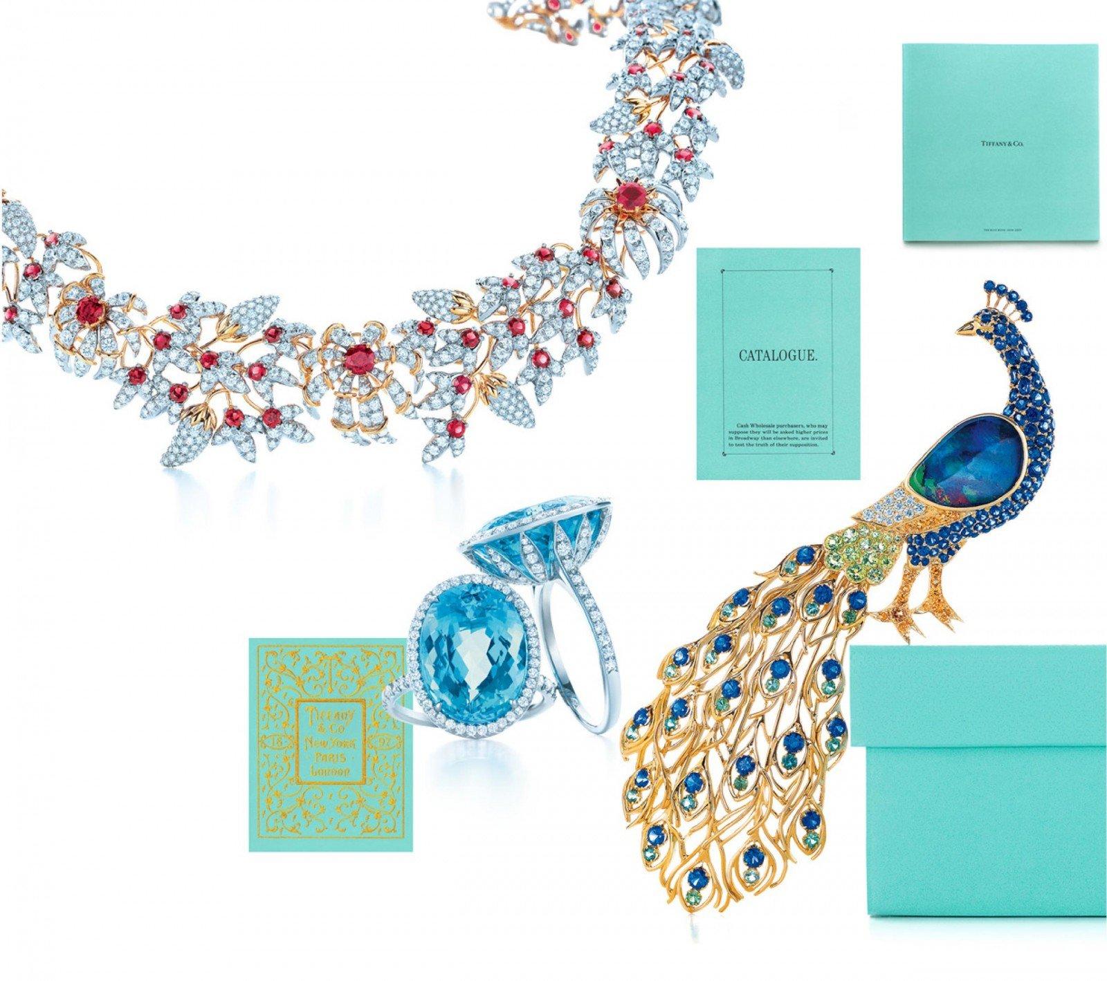 Blue Book de Tiffany & Co, el catálogo más deseado