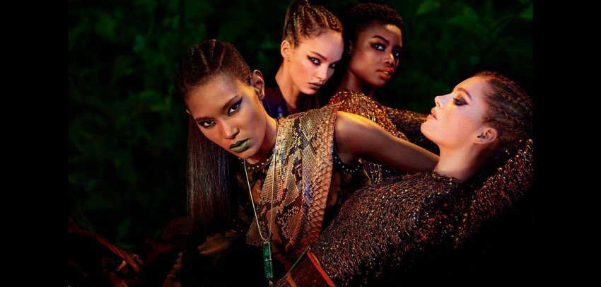 Balmain-loreal-modelos-TheLuxuryTrends
