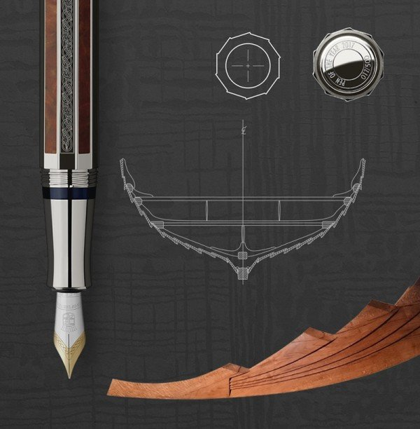 Faber-castell-vikings-plumín-TheLuxuryTrends