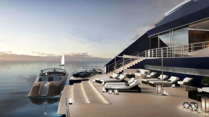 Ritz Carlton se adentra en el mar con su primer crucero de lujo
