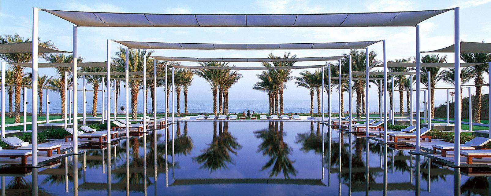 The Chedi Muscat, el resort ideal para descubrir Omán