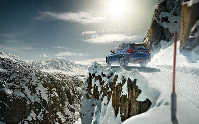 BMW-X3-alta-montaña-TheLuxuryTrends