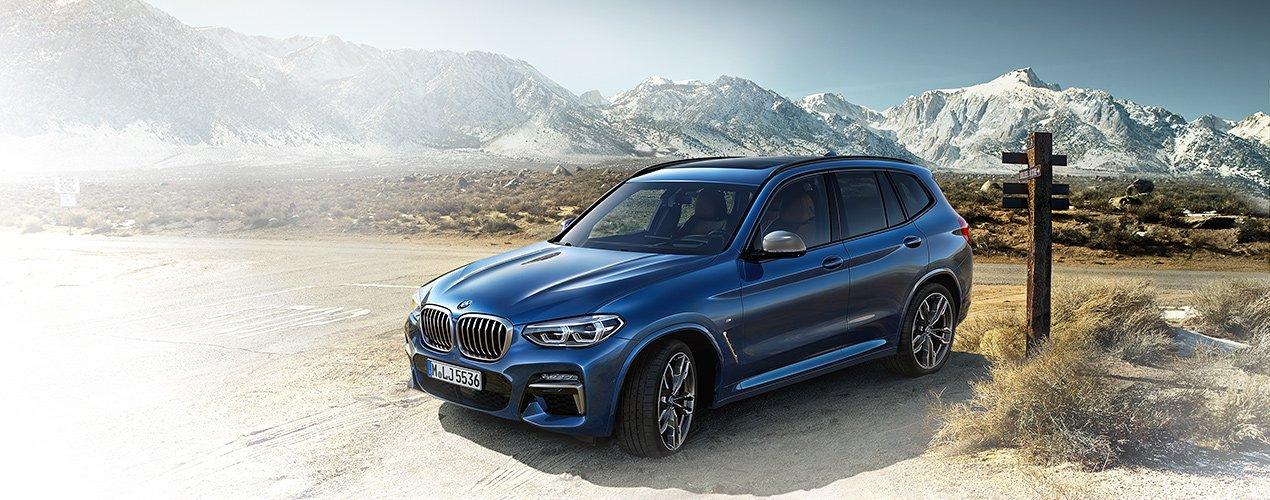 BMW X3, nueva versión renovada