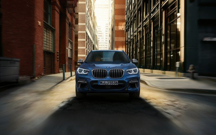BMW-X3-urbano-TheLxuuryTrends