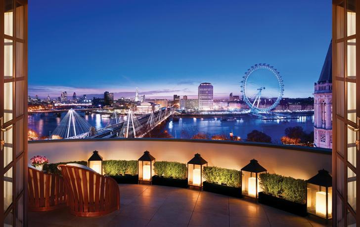 Corinthia Hotel, la mejor opción de sentirse como un rey si se visita Londres