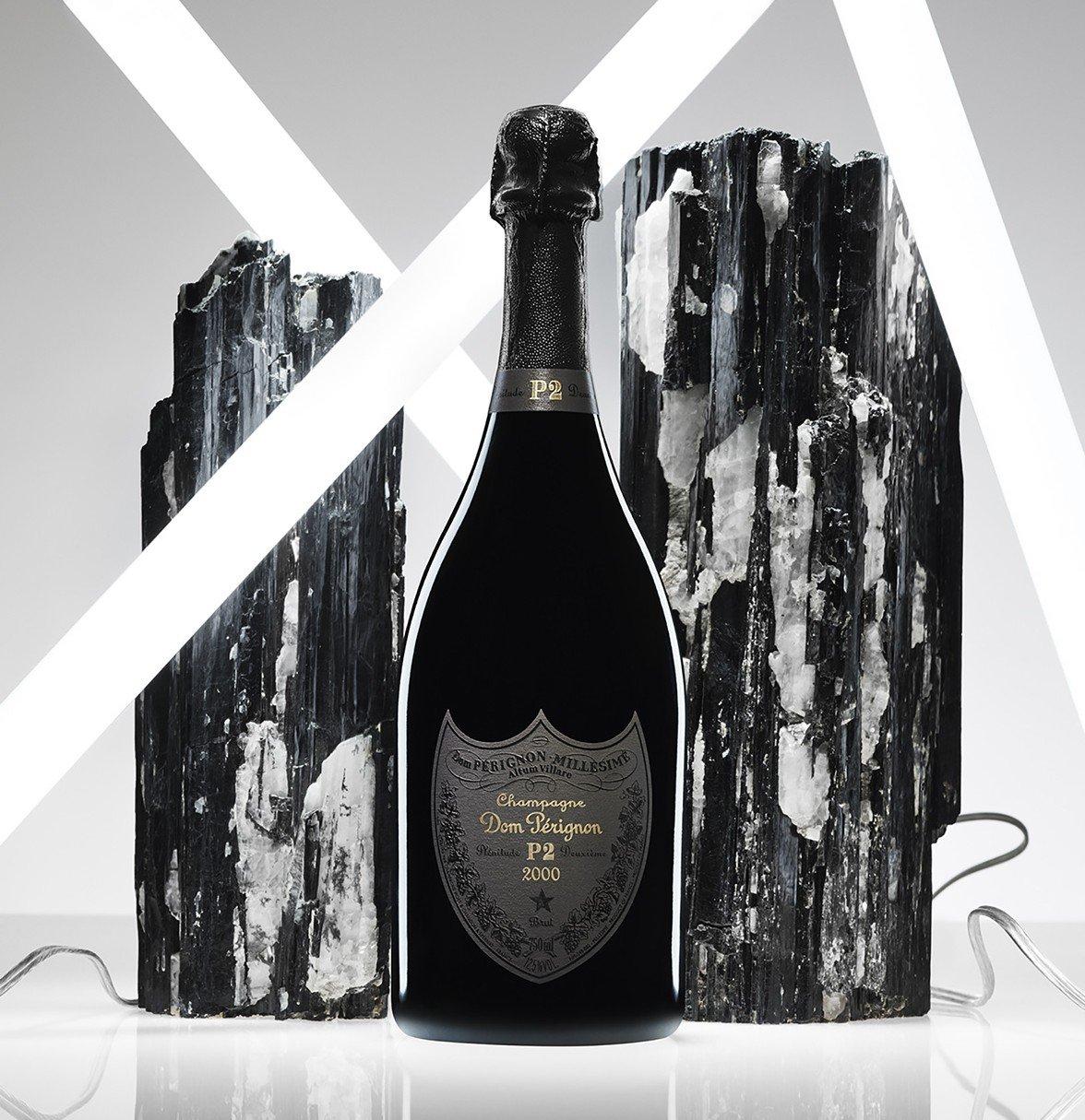 Dom Pérignon P2 2000, el buqué perfecto para cualquier celebración
