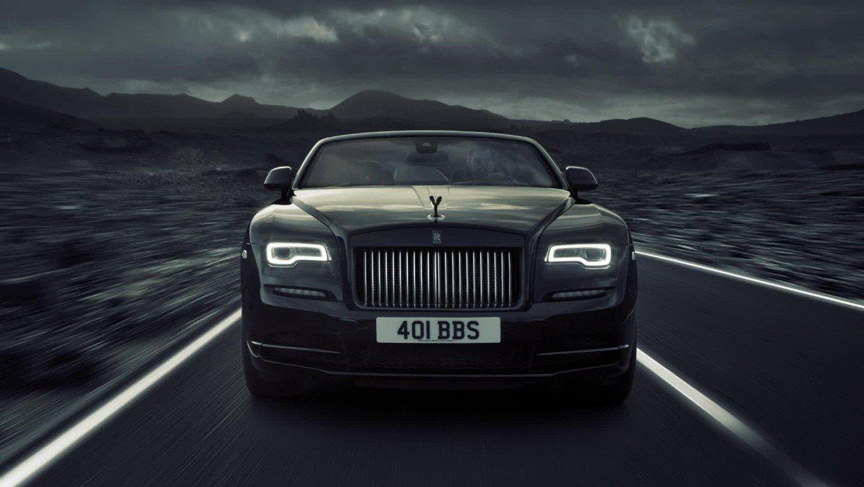Rolls Royce busca acercarse a un público joven con su edición Black Badge