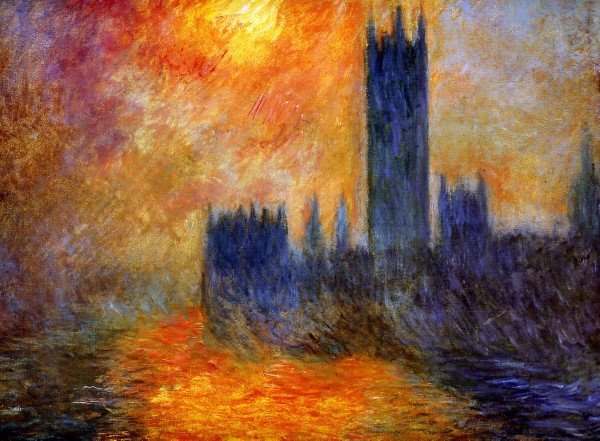The-Luxury-Trends-Huses-of-parliament-Monet