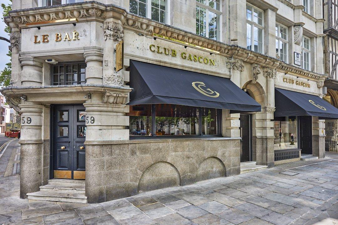 """Club Gascon, el """"savoir faire"""" en Londres"""