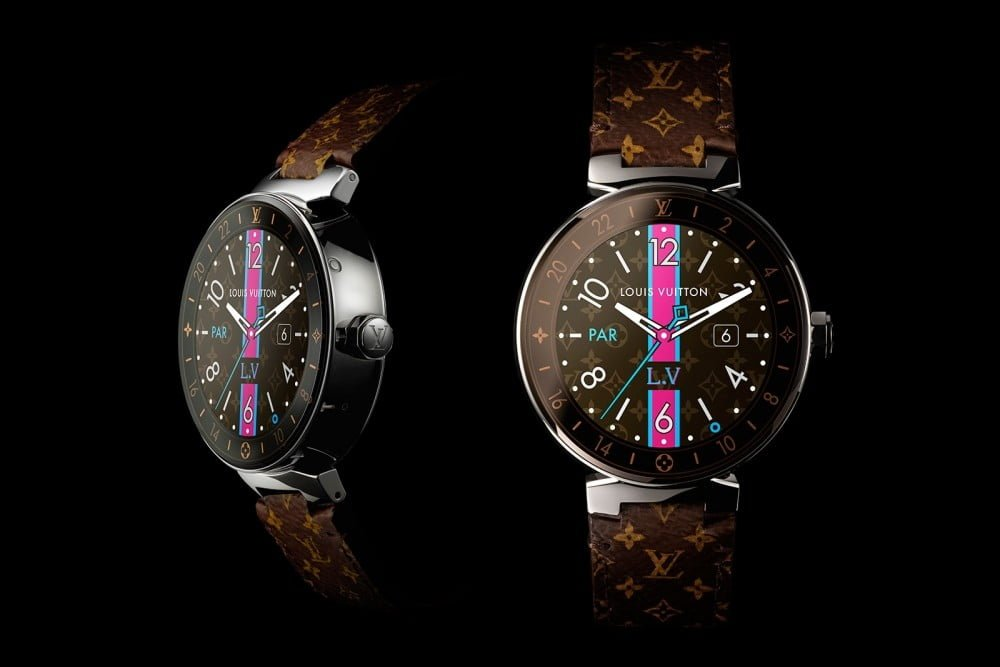 Tambour Horizon, el smartwatch de Louis Vuitton