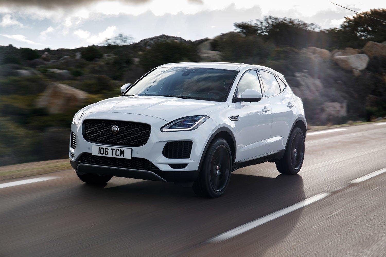 Donnay, presenta el nuevo modelo de Jaguar: E-PACE.