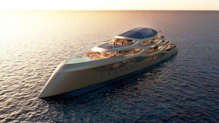Se77antasette, un nuevo concepto de yate, conectado con el mar